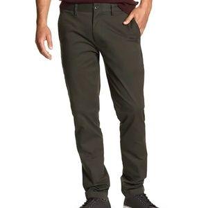 Fulton Skinny-Fit Stretch Chino Size Plus 38 x 32
